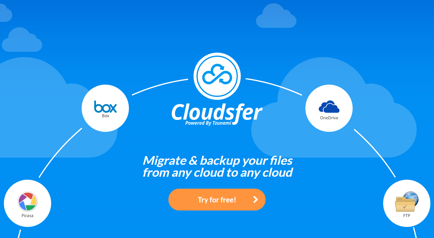 Transfer Dropbox To Google Drive with Cloudsfer   First 5GB Free!