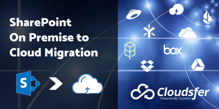 sharepoint migration to cloud