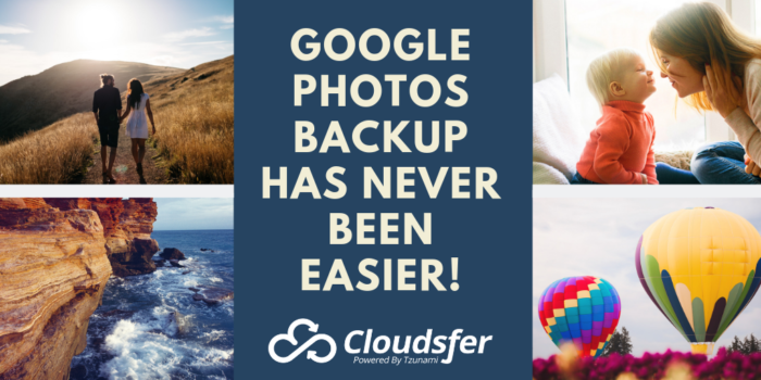 google photos backup